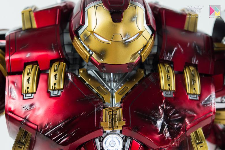 Avengers Age of Ultron - HulkBuster JackHammer Mark 44 - 1/9 Diecast (King Arts) 22441610