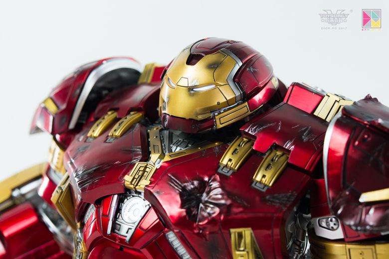 Avengers Age of Ultron - HulkBuster JackHammer Mark 44 - 1/9 Diecast (King Arts) 22442411