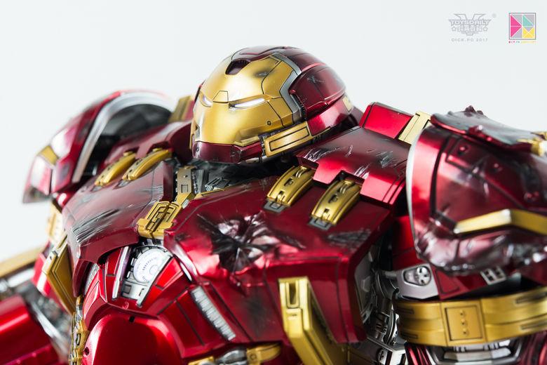 Avengers Age of Ultron - HulkBuster JackHammer Mark 44 - 1/9 Diecast (King Arts) 22442810