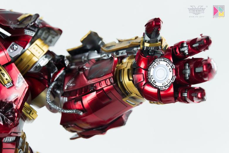 Avengers Age of Ultron - HulkBuster JackHammer Mark 44 - 1/9 Diecast (King Arts) 22443610