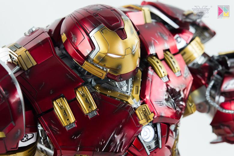 Avengers Age of Ultron - HulkBuster JackHammer Mark 44 - 1/9 Diecast (King Arts) 22443710