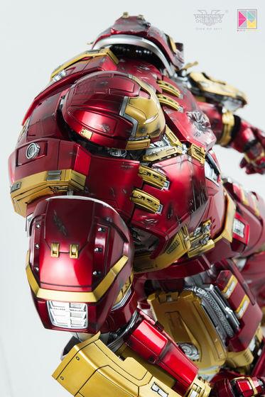 Avengers Age of Ultron - HulkBuster JackHammer Mark 44 - 1/9 Diecast (King Arts) 22444310