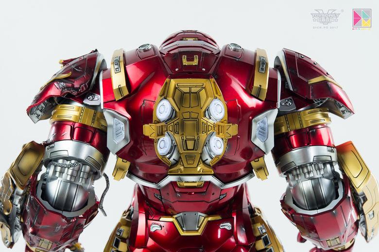 Avengers Age of Ultron - HulkBuster JackHammer Mark 44 - 1/9 Diecast (King Arts) 22444410