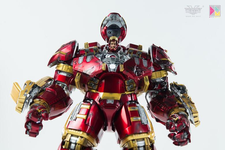 Avengers Age of Ultron - HulkBuster JackHammer Mark 44 - 1/9 Diecast (King Arts) 22454210