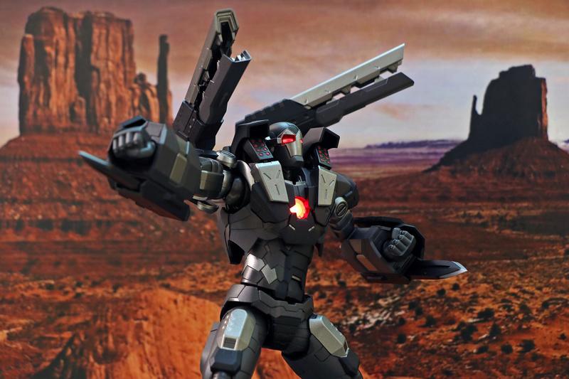 Modular Iron Man VS Modular War Machine 23133810