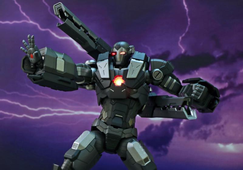 Modular Iron Man VS Modular War Machine 23133910