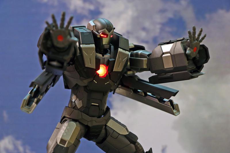 Modular Iron Man VS Modular War Machine 23133911
