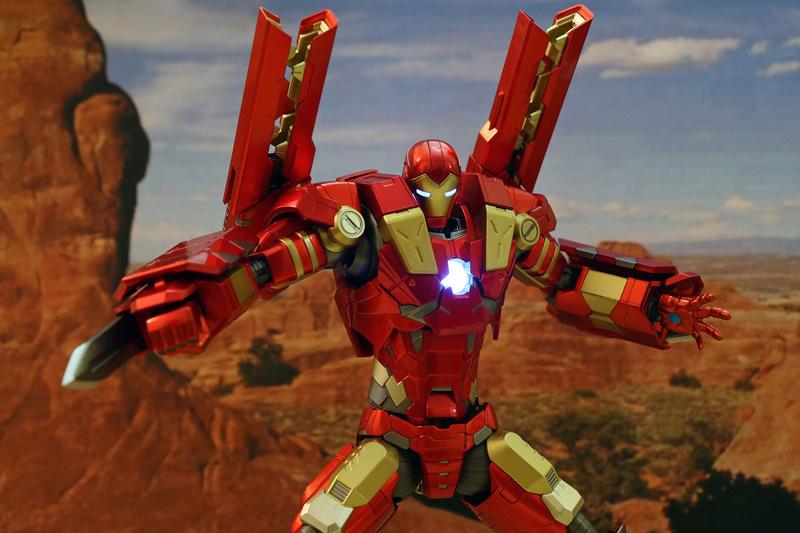Modular Iron Man VS Modular War Machine 23290511