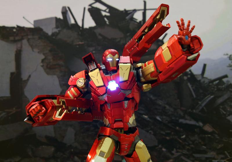 Modular Iron Man VS Modular War Machine 23290612