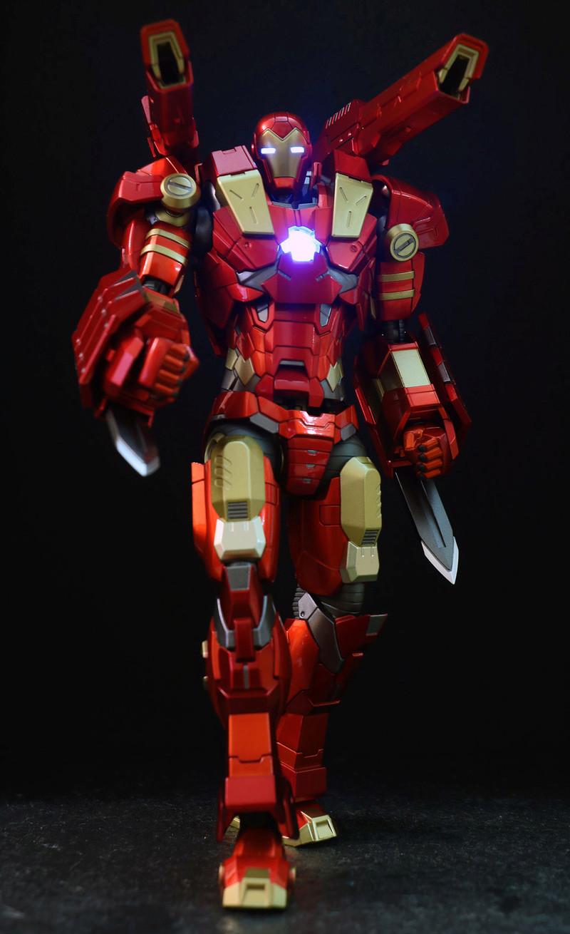 Modular Iron Man VS Modular War Machine 23290715