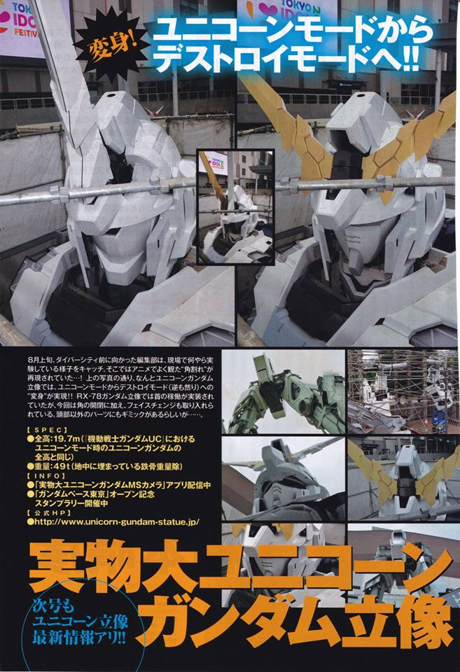 1/1 UNICORN GUNDAM 2017 (Exposition) 23311011