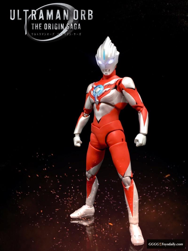 Amazon limited Ultraman Orb Origin the First & Ultraman Orb Origin (S.H.Figuarts / Bandai) 23575410