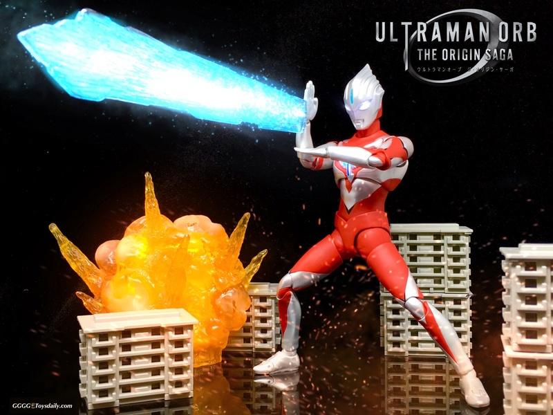 Amazon limited Ultraman Orb Origin the First & Ultraman Orb Origin (S.H.Figuarts / Bandai) 23575510