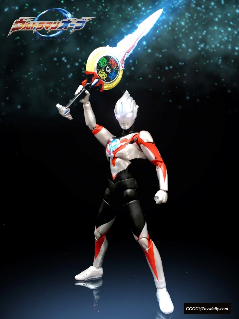 Amazon limited Ultraman Orb Origin the First & Ultraman Orb Origin (S.H.Figuarts / Bandai) 23575512