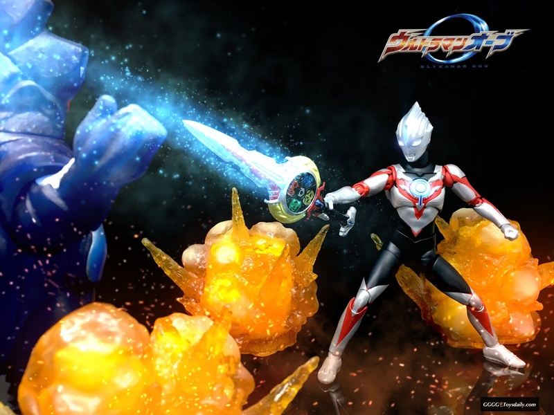 Amazon limited Ultraman Orb Origin the First & Ultraman Orb Origin (S.H.Figuarts / Bandai) 23575610