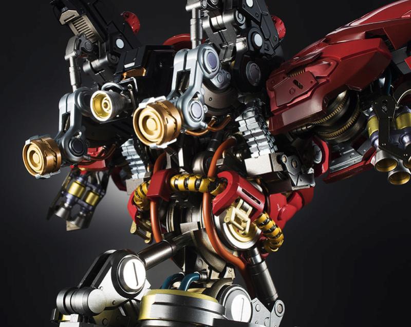 Nu Gundam Bust Display (Formania EX / Bandai) - Page 2 2a284610
