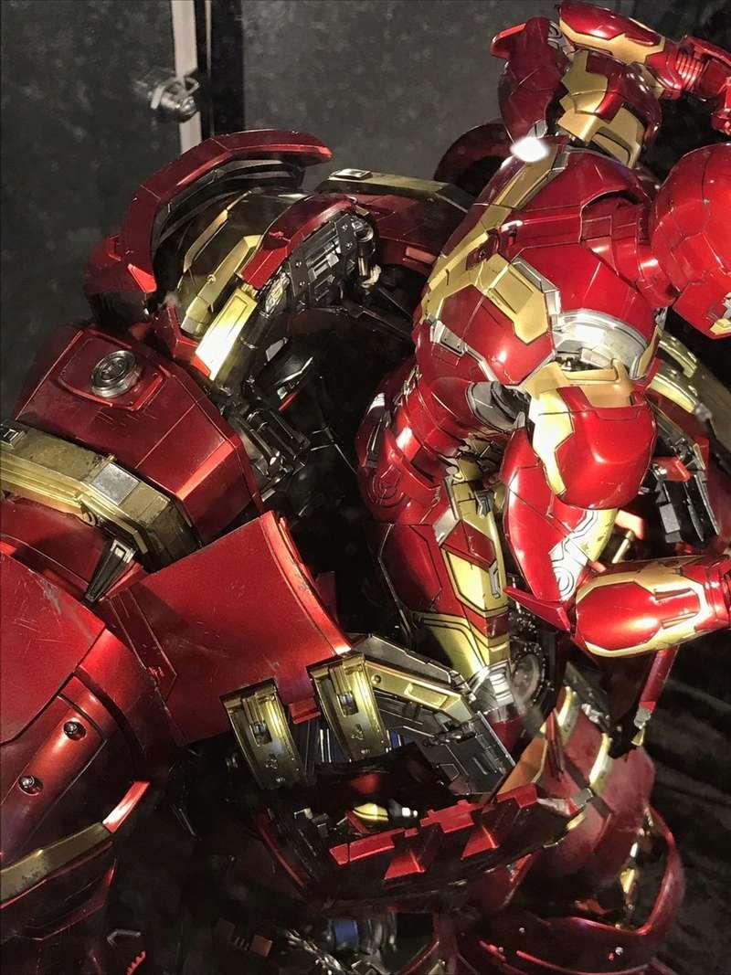 Avengers Age of Ultron - HulkBuster JackHammer Mark 44 1/6 (Hot Toys) 40cs5610
