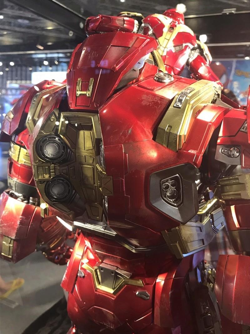 Avengers Age of Ultron - HulkBuster JackHammer Mark 44 1/6 (Hot Toys) 6nks5g10