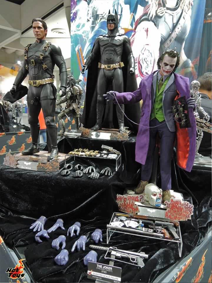 Batman / Joker - The Dark Night 1/4 (Hot Toys) 7wnhgd10