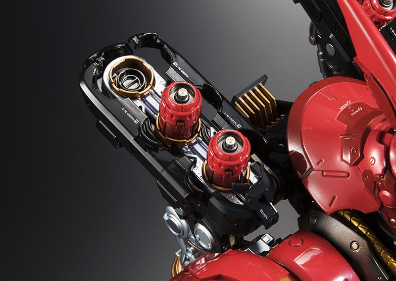 Nu Gundam Bust Display (Formania EX / Bandai) - Page 2 87f5e310
