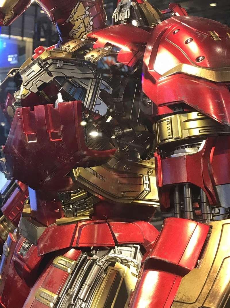 Avengers Age of Ultron - HulkBuster JackHammer Mark 44 1/6 (Hot Toys) 8voa1t10