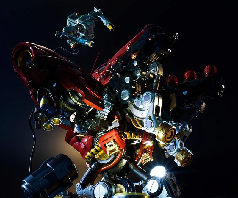 Nu Gundam Bust Display (Formania EX / Bandai) - Page 2 A9074610