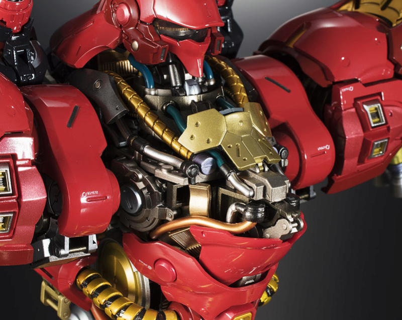 Nu Gundam Bust Display (Formania EX / Bandai) - Page 2 A9fef810