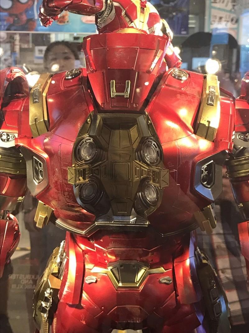 Avengers Age of Ultron - HulkBuster JackHammer Mark 44 1/6 (Hot Toys) Cmcai310