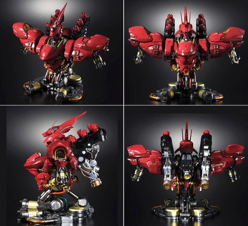 Nu Gundam Bust Display (Formania EX / Bandai) - Page 2 F4990d10