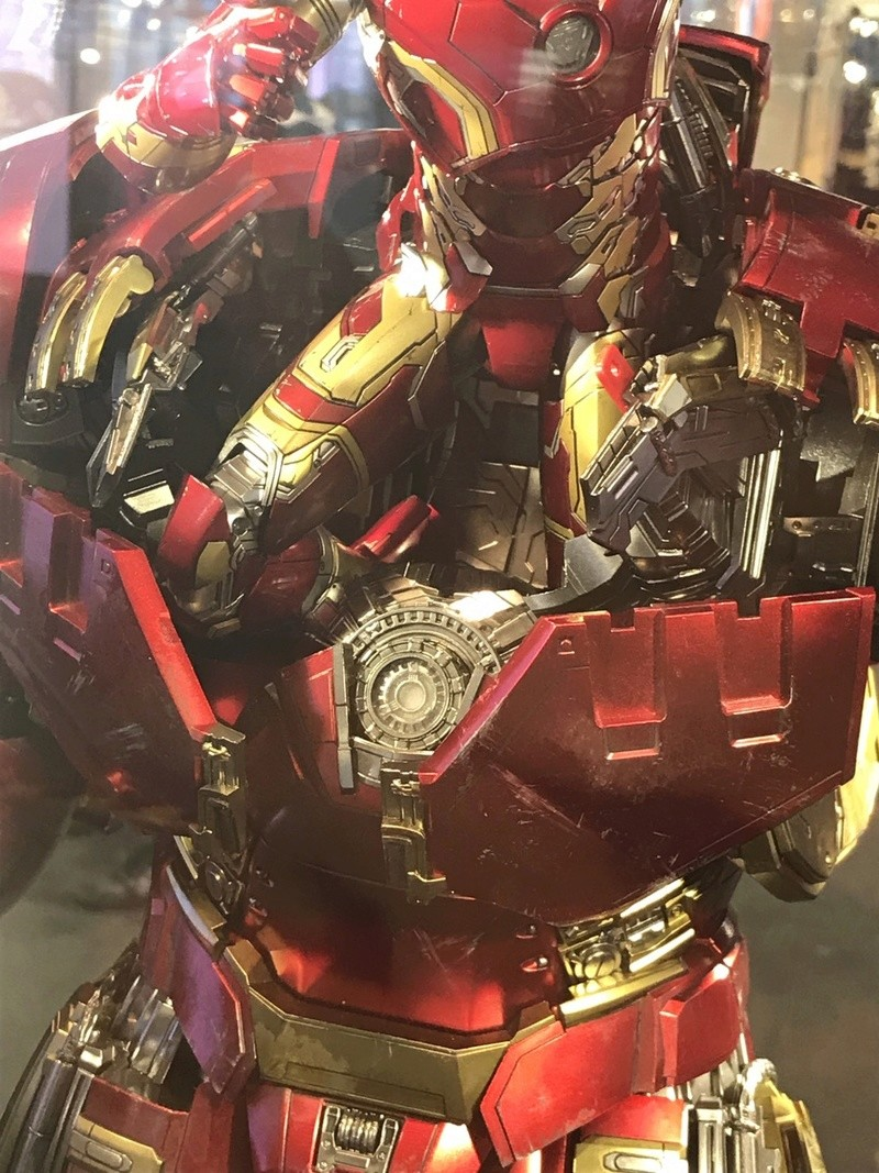 Avengers Age of Ultron - HulkBuster JackHammer Mark 44 1/6 (Hot Toys) Gs3f5u10