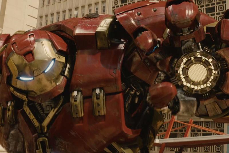 Avengers Age of Ultron - HulkBuster JackHammer Mark 44 1/6 (Hot Toys) Hulkbu10