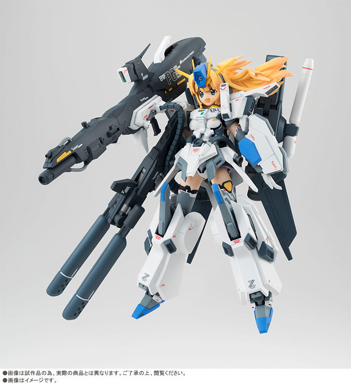 Gundam Fix Figuration AGP (Armor Girls Project) - Page 3 Img_ag11