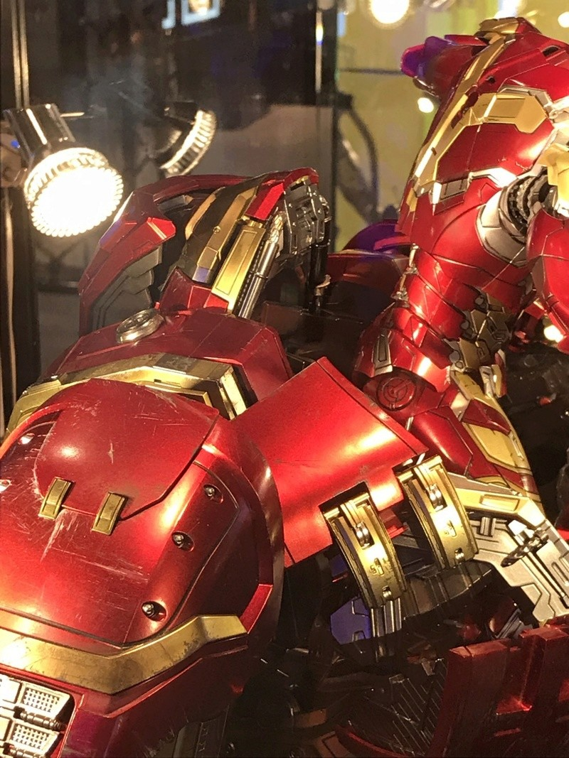 Avengers Age of Ultron - HulkBuster JackHammer Mark 44 1/6 (Hot Toys) Iokztx10