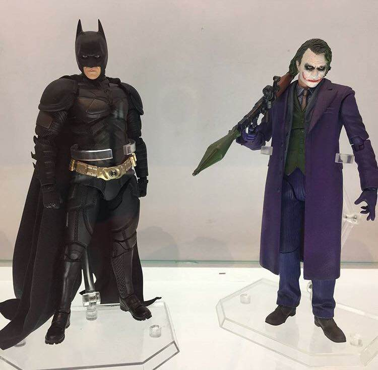 Batman The Dark Knight : Joker Ver.2.0 Mafex (Medicom Toys) Mxgsc310