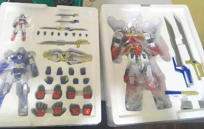 La Revanche des Gobots (Machine Robo Kronos no Daigyakushû) Metamor Force - Page 2 Revc5310
