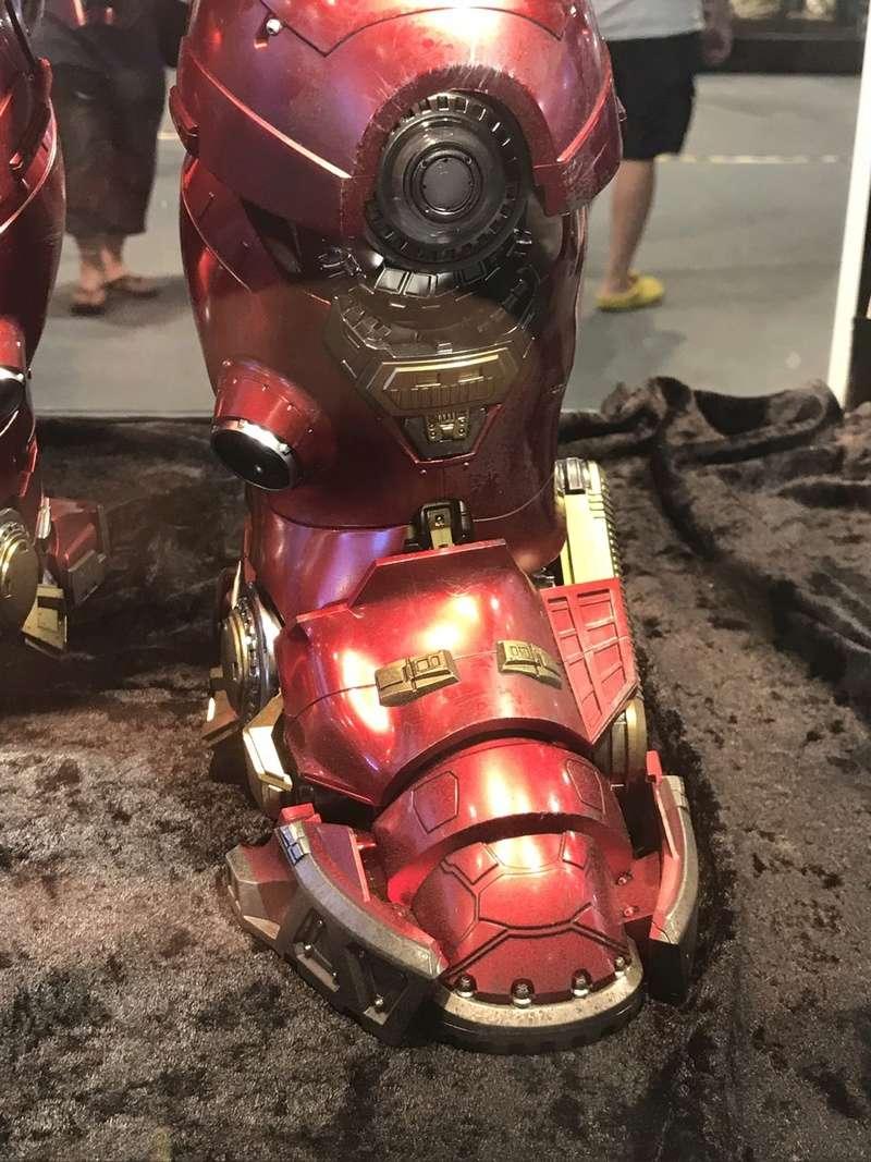 Avengers Age of Ultron - HulkBuster JackHammer Mark 44 1/6 (Hot Toys) Tp1v7l10