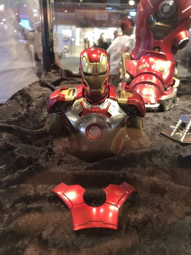 Avengers Age of Ultron - HulkBuster JackHammer Mark 44 1/6 (Hot Toys) Zcwe4s10