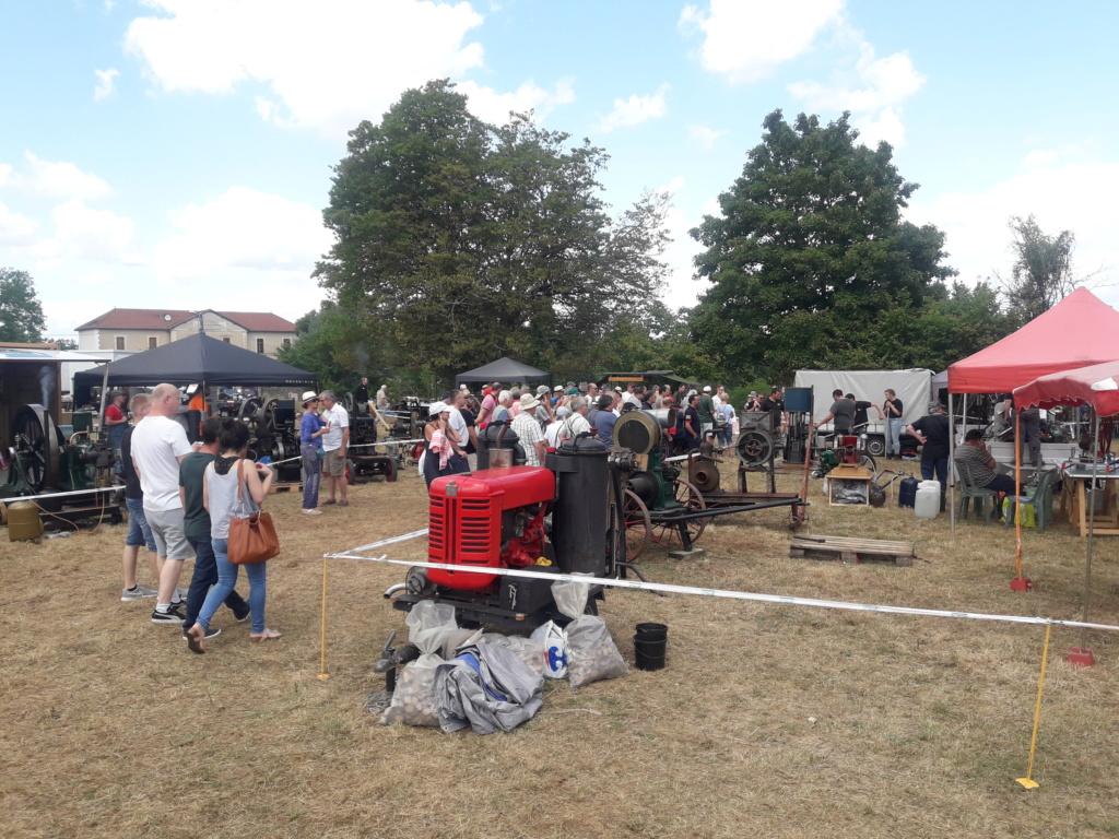 festival des vieilles mécaniques de Cazals  20190730