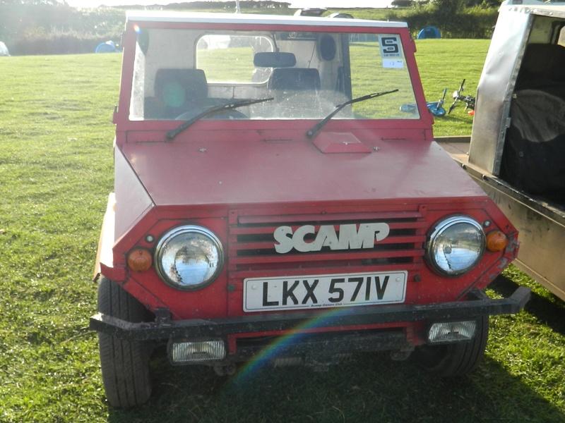 Scamp Picnic line up on Sunday Dscn0730