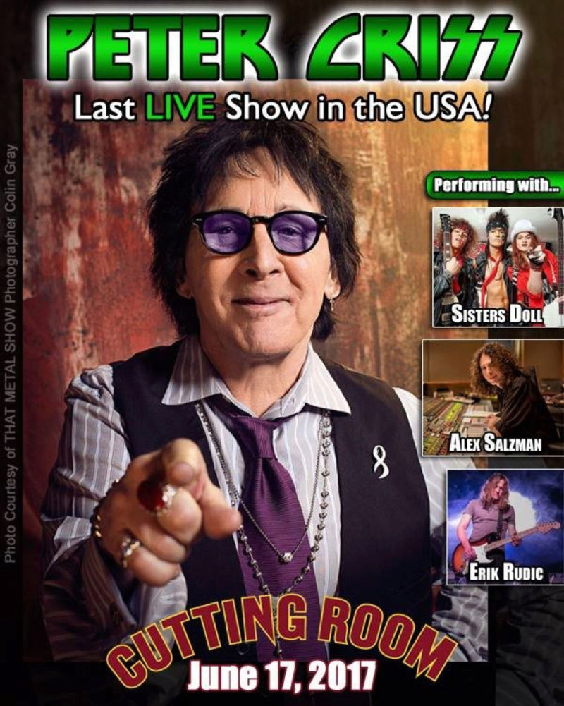 Peter  Criss News - Page 7 Peterc11