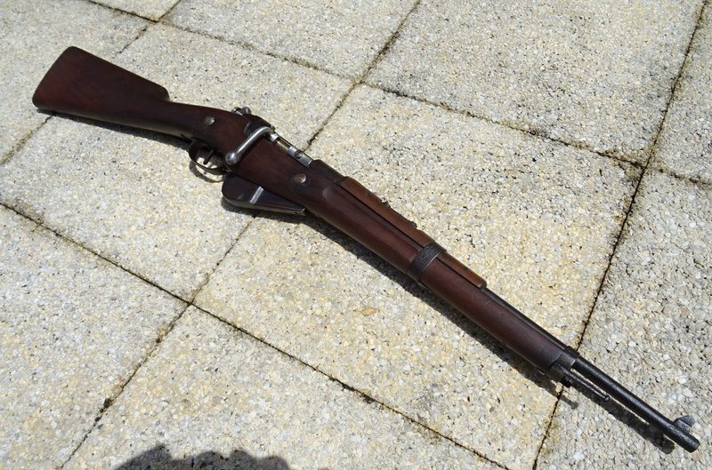 Berthier M16 Mac 1919 Dsc00565