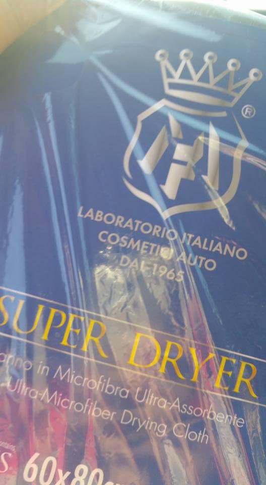#LABOCOSMETICA - Super dryer - Microfibra 19657310
