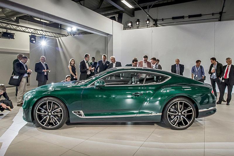 2017 - [Bentley] Continental GT - Page 3 Bentle10