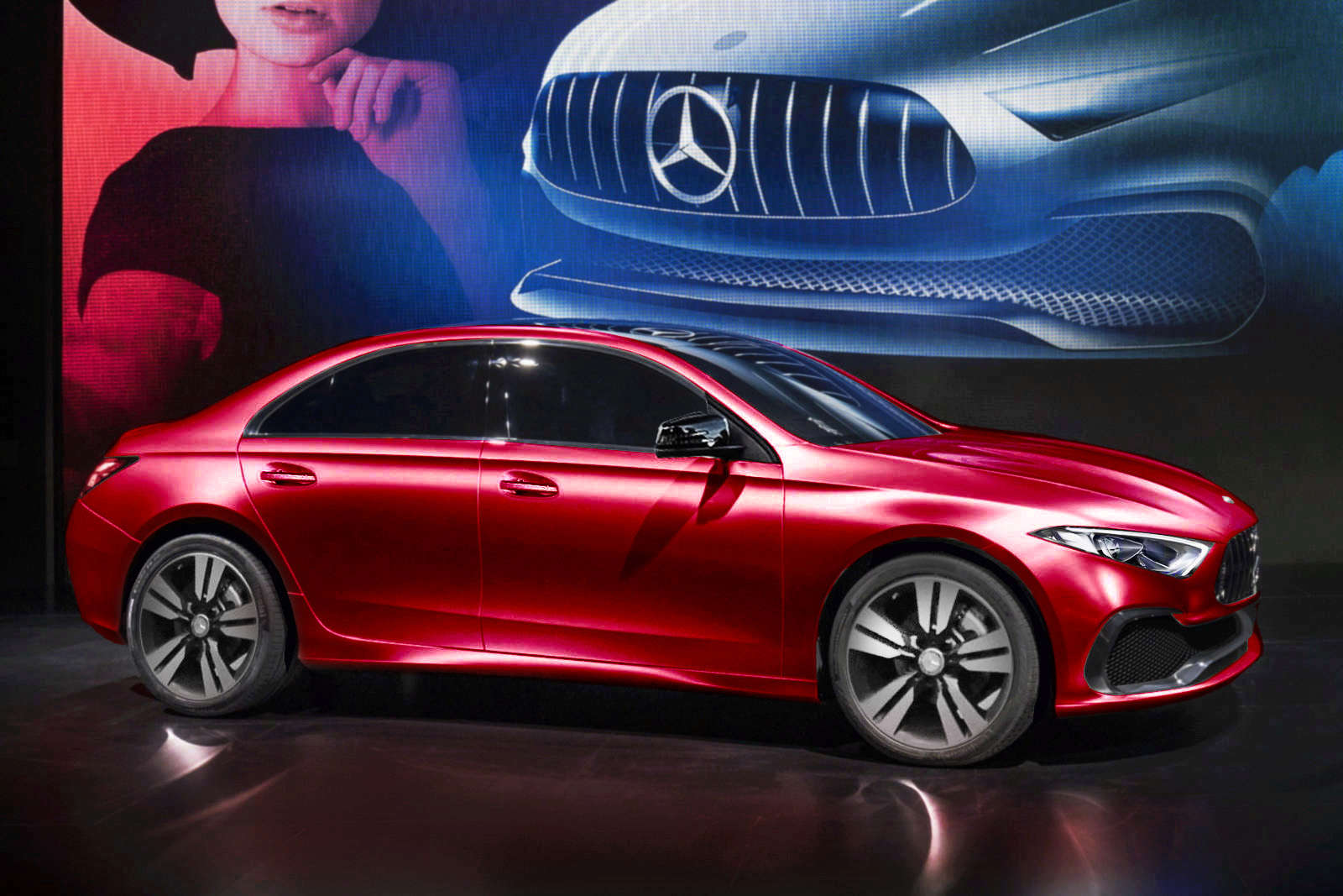 2018 - [Mercedes-Benz] Classe A Sedan - Page 2 Merced13