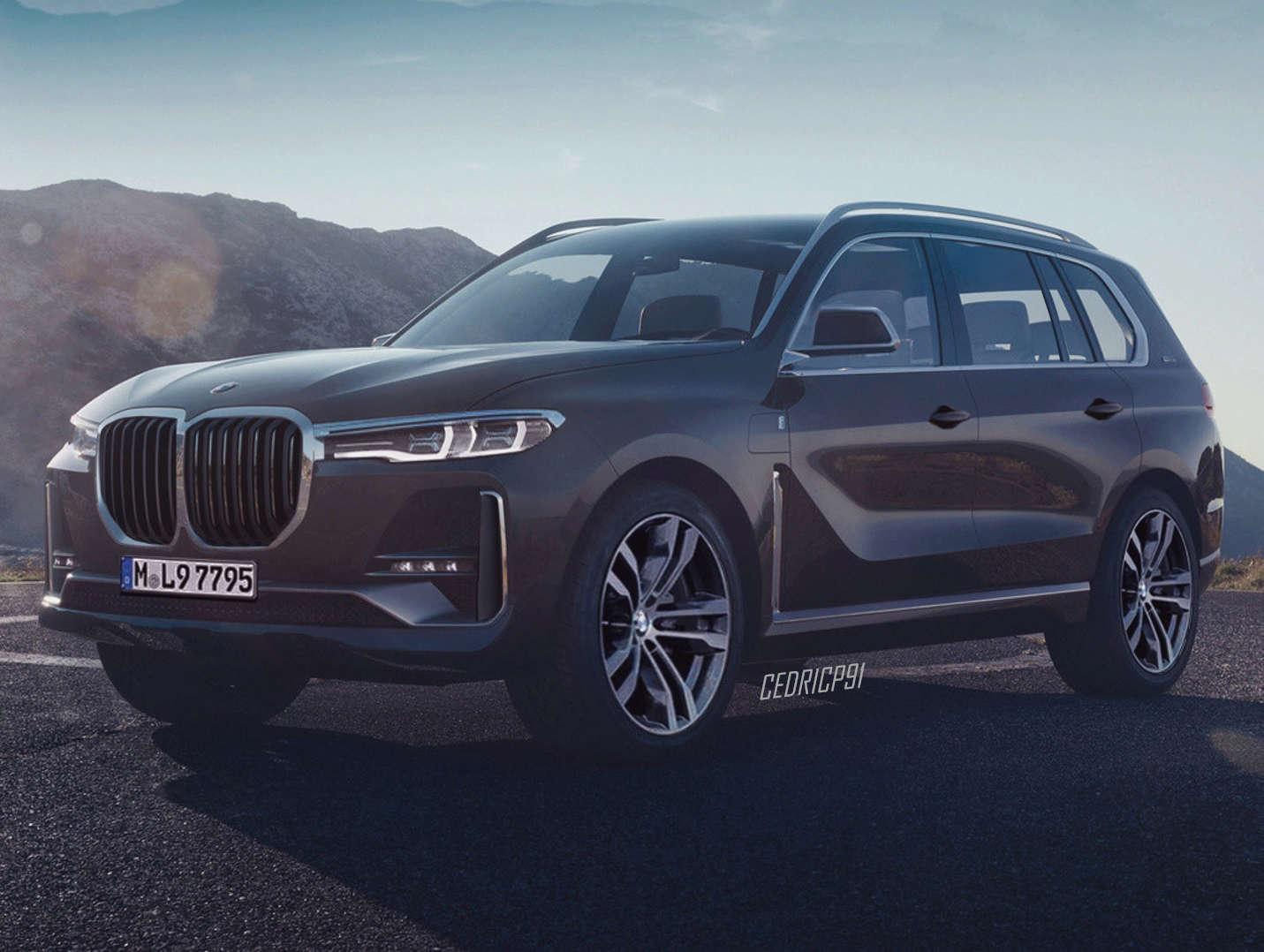 2017 - [BMW] X7 [G07] - Page 7 X711