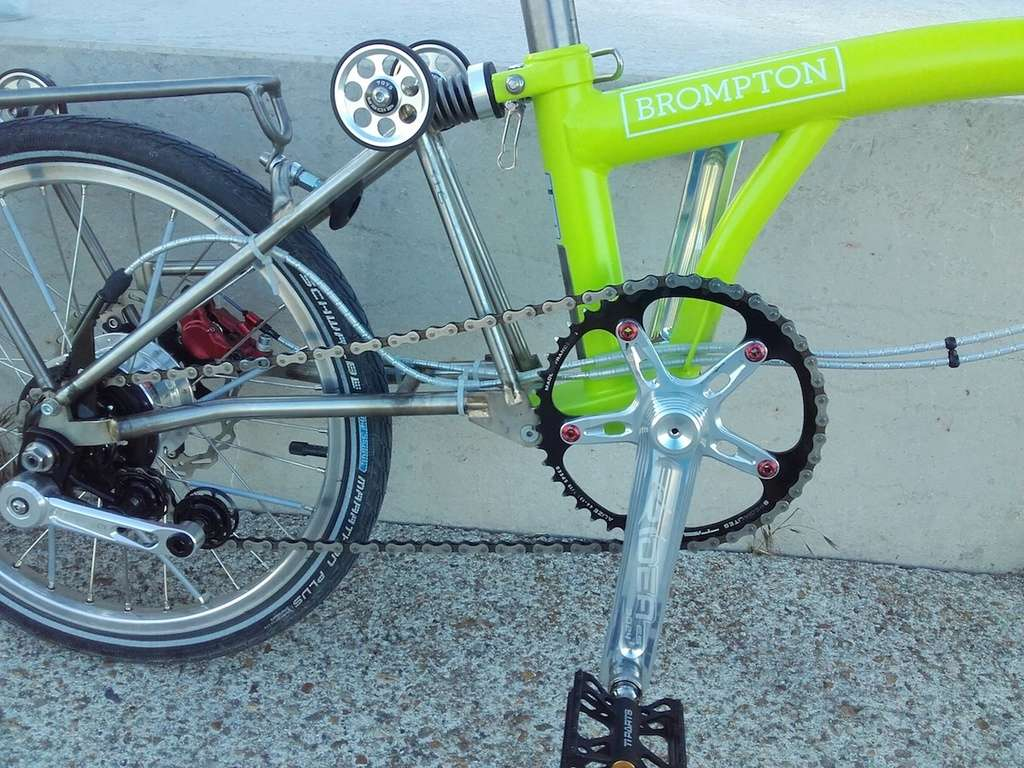 Green Lime Alfine Brompton by Kinetics - Page 6 Photo312