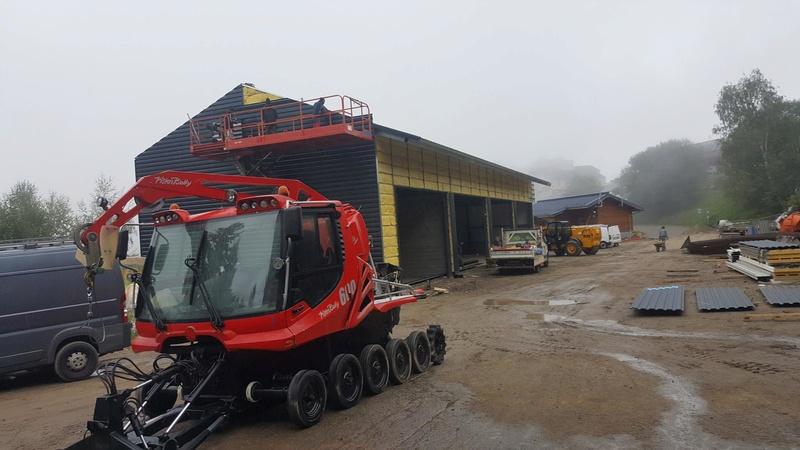 Construction télésièges fixes 4 places Savis et Bisorne (TSF4) 21731510