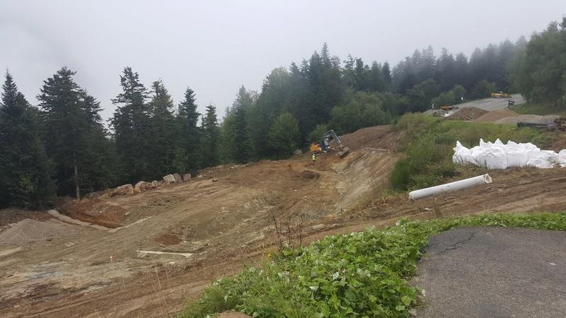Construction télésièges fixes 4 places Savis et Bisorne (TSF4) 21743610