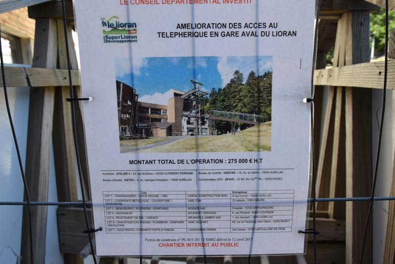 Construction télésiège fixe de la Combe - Chantiers Le Lioran 2017 Dsc_0116