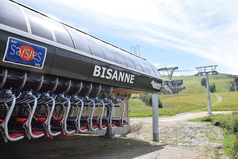 Télésiège débrayable 6 places (TSD6) de Bisanne | Les Saisies (Espace Diamant) Dsc_0220